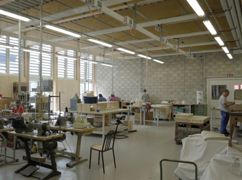 Atelier 1  I