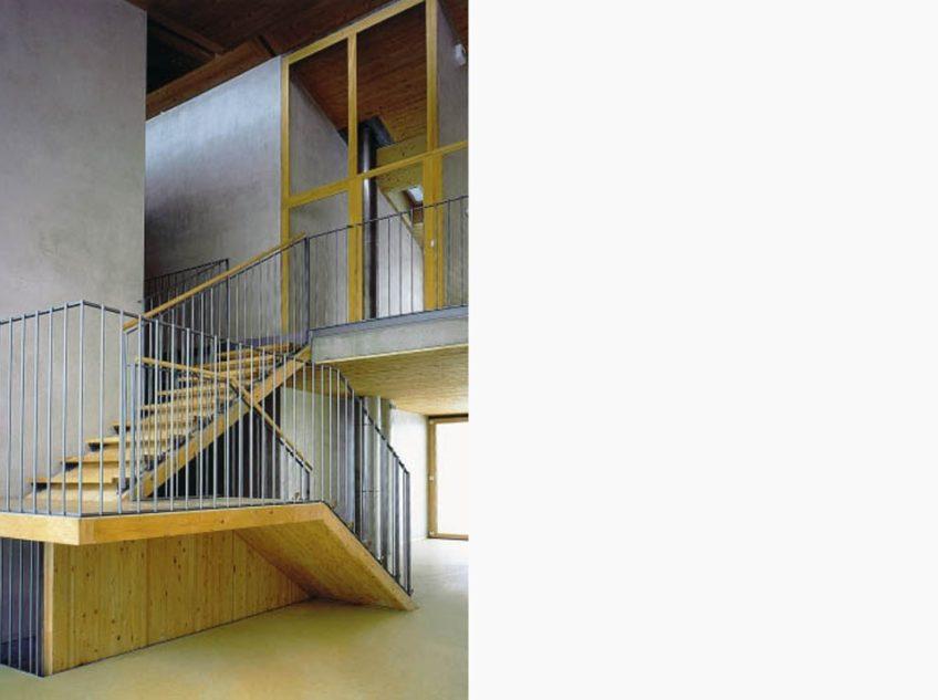 Ocf 21  Cage Descalier  I