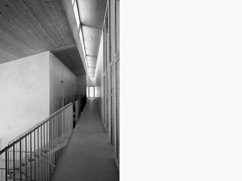 Ocf 21  Corridor Distributif Etage Nb  I 2