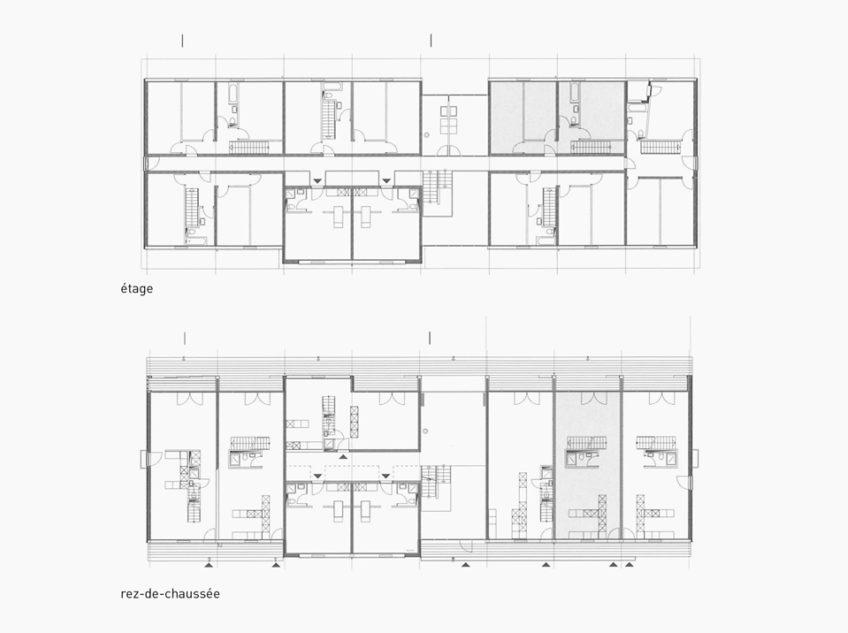 Ocf 21  Plans Des Etages  I