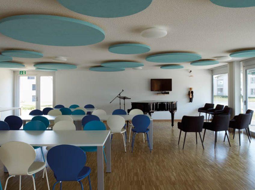 Net  Salle Commune  I