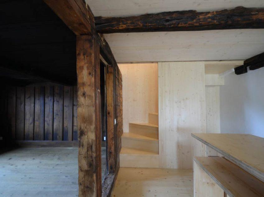 Escalier Salon  I