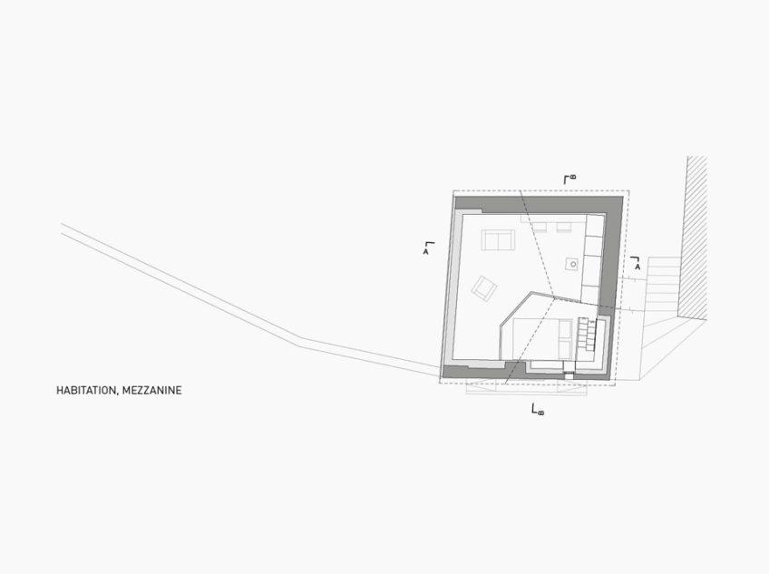 Tz 7  Habitation Mezzanine  I 2