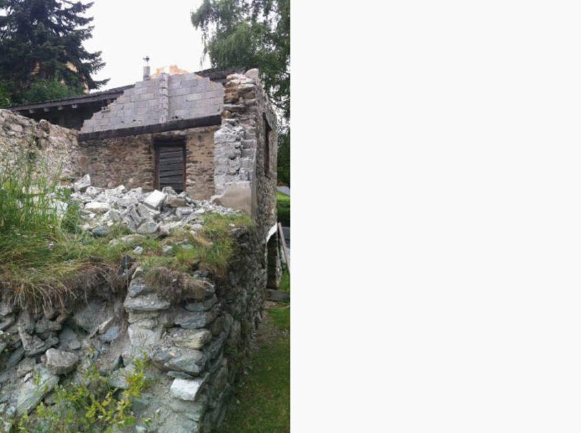Tz 7  Ruine  I