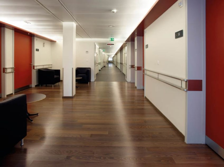 Corridor 1  I