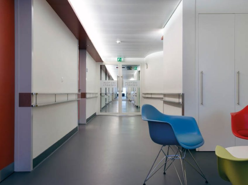 Corridor 3  I